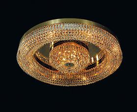 Đèn trần Orion - DLU 2347/11/85/Gold