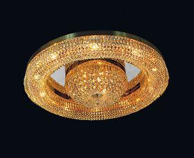 Đèn trần Orion - DLU 2347/13/100/Gold