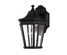 Đèn tường Elstead Lighting - FE/COTSLN2/S BK