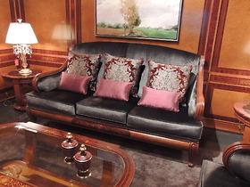 Bộ sofa Vicente - Praga Palage/FLB03+FLB04