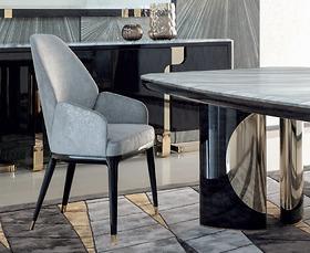 Ghế bàn ăn Giorgio - Charisma Art.280/30/Da 1112