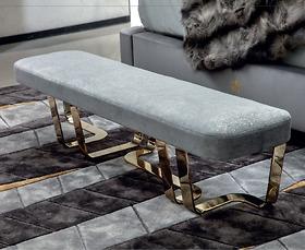 Ghế đuôi giường Giorgio - Charisma Art.2835/ Da1112