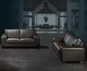 Bộ sofa Cattaneo - Skyline Country Marron