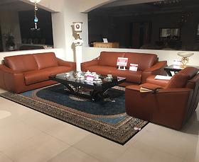 Bộ sofa Cattaneo - Waco Country Cognac