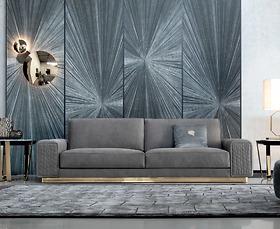 Sofa Giorgio - Charisma Wooden Base /Da 1112
