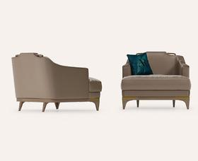 Sofa ghế đơn AR Arredamenti - Alexander Art.A37