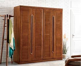 Tủ quần áo 4 cánh Yumujiang - KD-Y-H1004