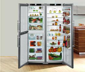 Tủ Lạnh Liebherr SBSes 7353