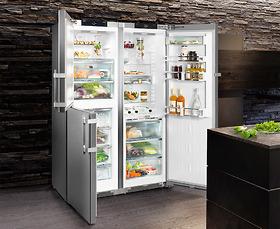 Tủ Lạnh Liebherr SBSes 8484