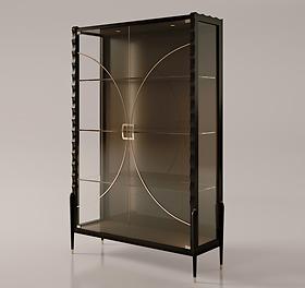 Tủ rượu 2 cánh Carpanese Home - Art.7008
