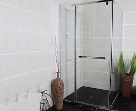 Vách kính phòng tắm đứng CRW - DSF088L
