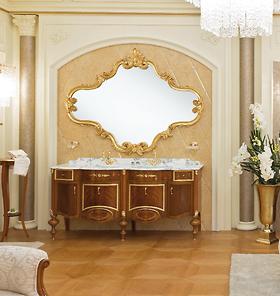 Bộ tủ chậu Lineatre - Versailles 2