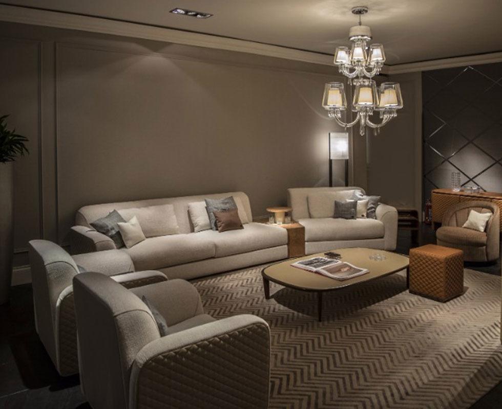 Bộ sofa Bentley - Norton
