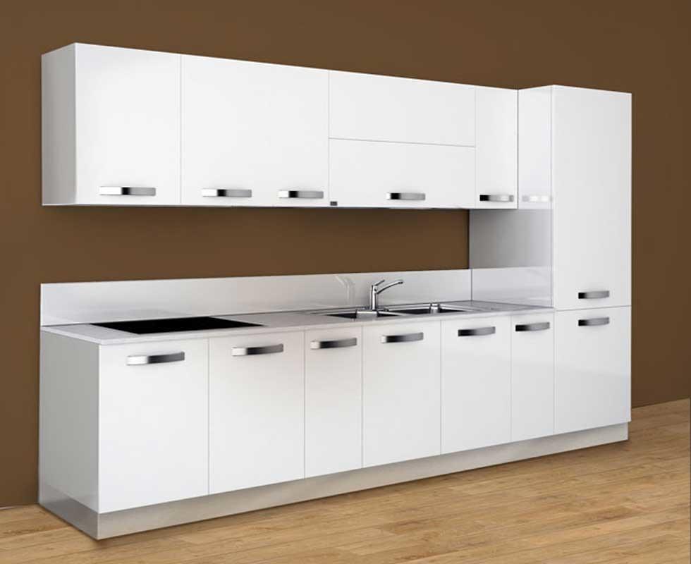 Tủ bếp Arrex - Timo Bianco