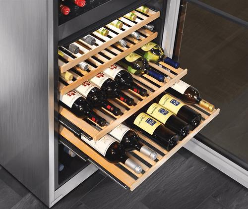 Tủ rượu Liebherr WTES 5872 Vinidor – 3 khoang nhiệt độ