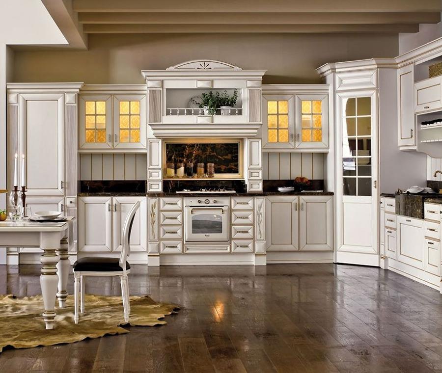 Tủ bếp Arrex - Anna