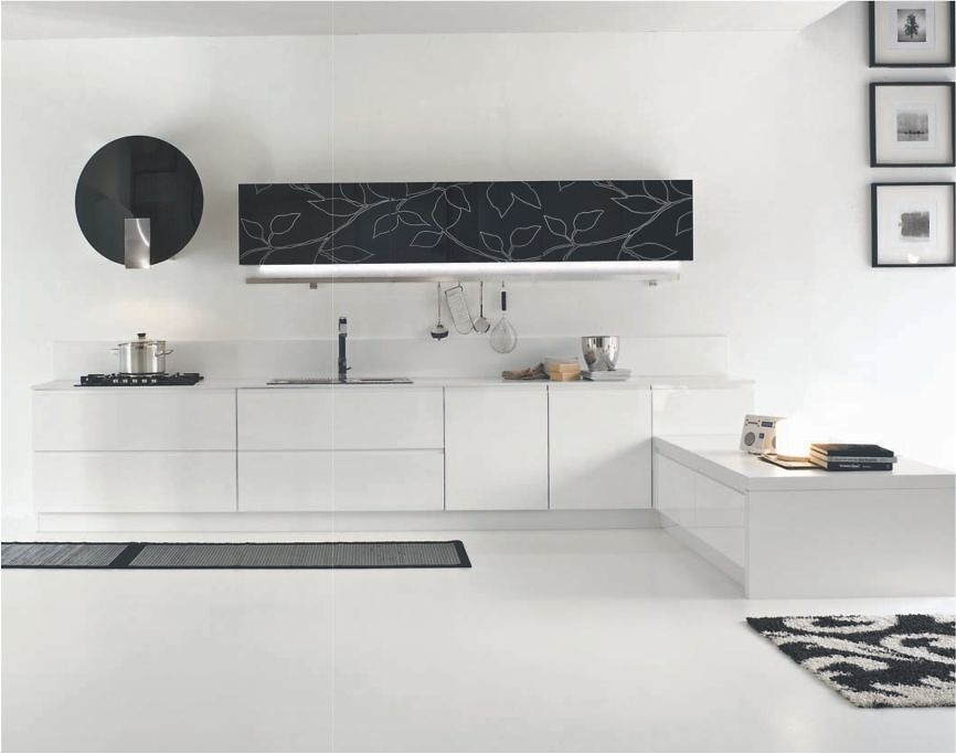 Tủ bếp Arrex - Acrobaleno