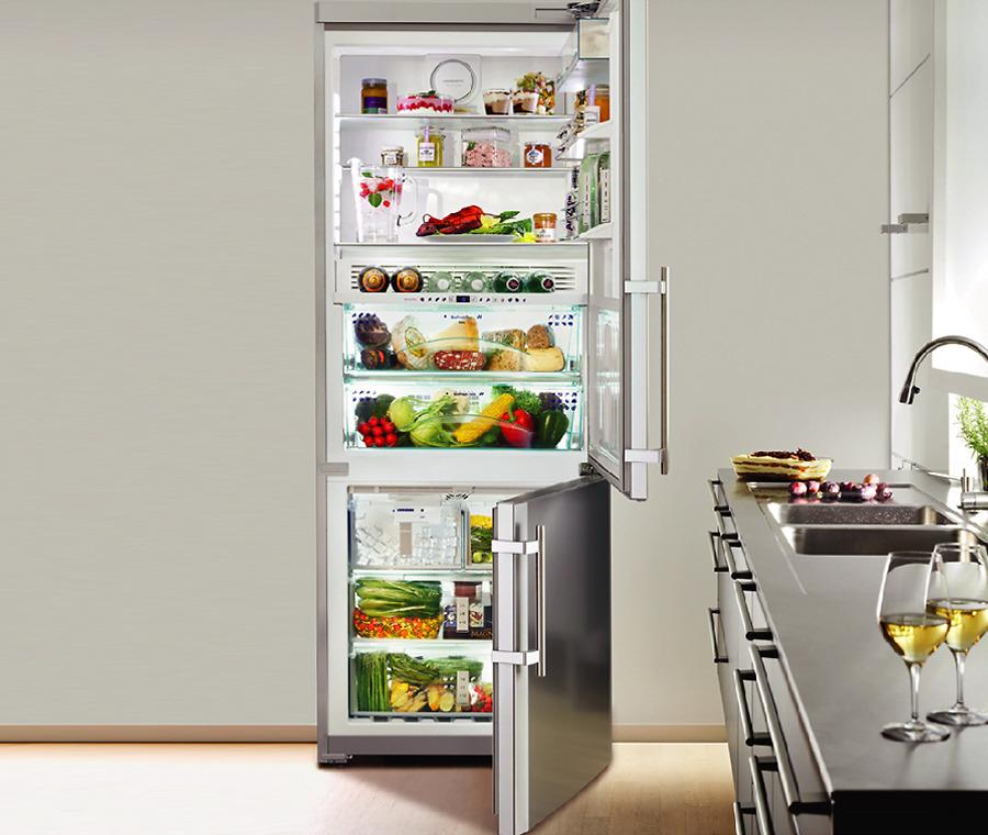 Tủ lạnh Liebherr CBNes 5167