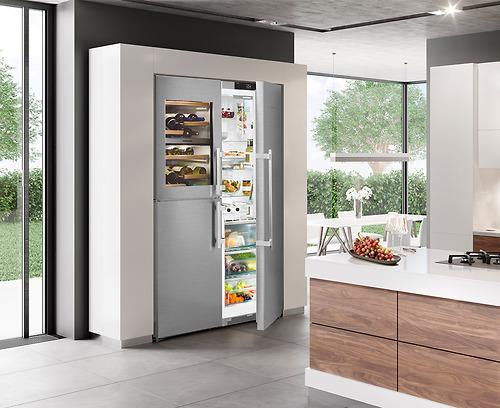 Tủ Lạnh Liebherr SBSes 8486