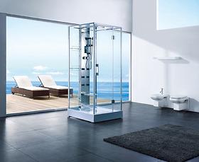 Cabin xông hơi - massage CRW - AB0006