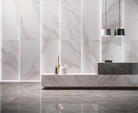 Bộ gạch vân đá marble Beige Experience