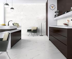 Bộ gạch vân đá marble Statuario Puro