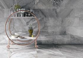 Gạch vân đá marble Supreme Grey