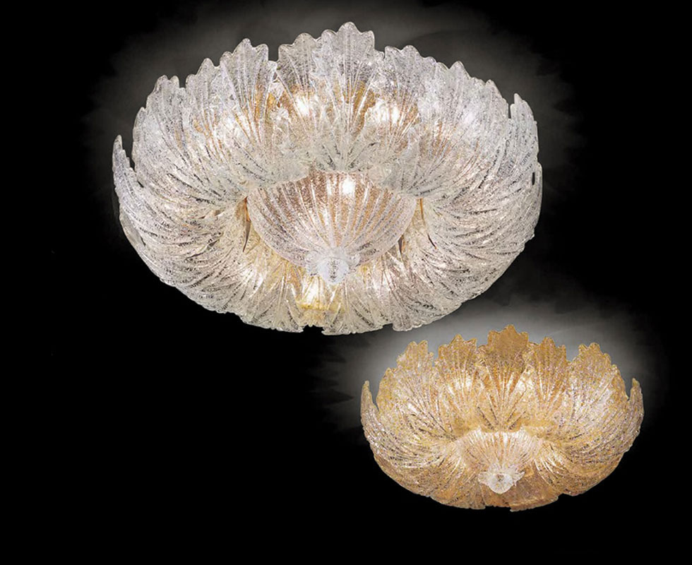 Đèn ốp trần Novaresi - 28000/75/ Gold