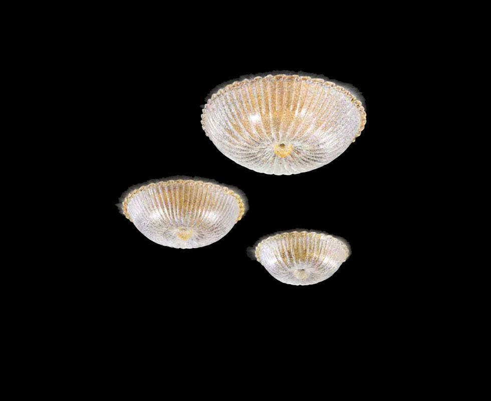 Đèn ốp trần Novaresi - 635/55/ Gold