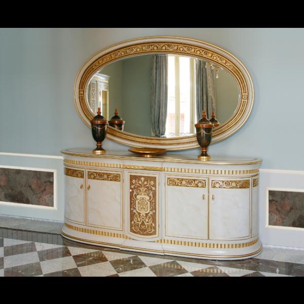 Tủ chuẩn bị Vicente - Hermitage Lacquered