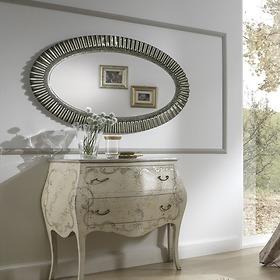Gương phòng tắm J&J - Orbita ORB004/B002