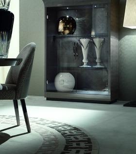 Tủ rượu 2 cánh Giorgio - Alchemy ART.6855