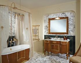 Bộ tủ chậu Lineatre - Versailles 1